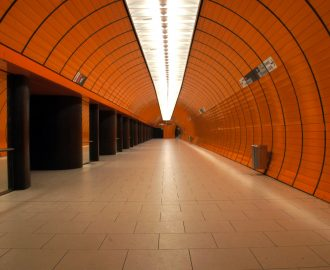 Subway Marienplatz