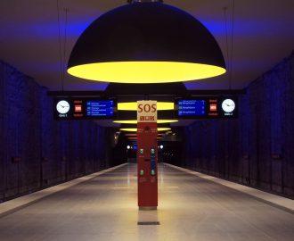 Subway Westfriedhof
